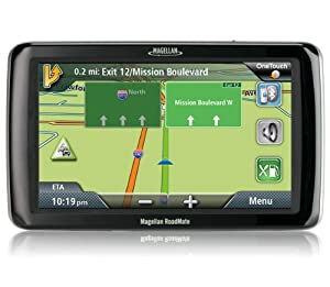 Magellan RoadMate 9055-LM GPS navigator