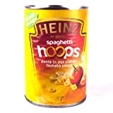 Heinz Spaghetti Hoops in Tomato Sauce Large Size 400g