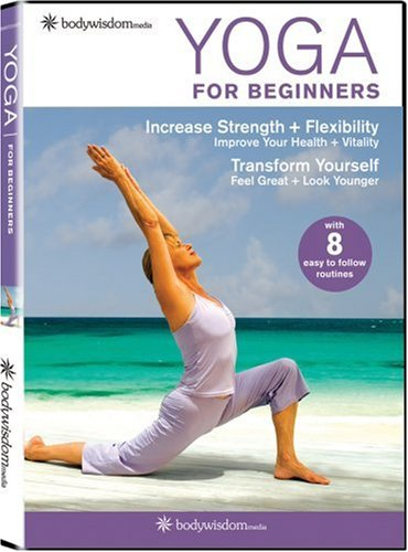 Yoga for beginners Yoga DVDs