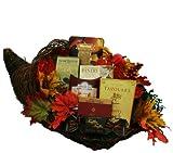 Art of Appreciation Gift Baskets Thanksgiving Cornucopia of Fall Snacks and Treats