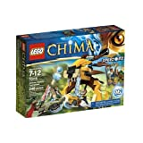 Juego de bloques LEGO Chima Ultimate Speedor Tournament 70115.