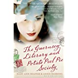 The Guernsey Literary and Potato Peel Pie Society ~ Mary Ann Shaffer