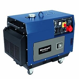 Einhell BT-PG 5000 DD (5000 Watt)