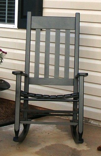 Build Your Own FRONT PORCH ROCKING CHAIR Pattern DIY PLANS; So Easy, Beginners Look Like Experts; PDF Download Version so you can get it NOW!