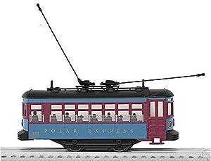 O-27 The Polar Express Trolley