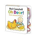 Rod Campbell Oh Dear! Farm Animal Shapes