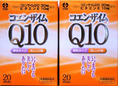 井藤 コエンザイムQ10 スティック 1.5×20