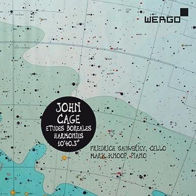 john Cage Etudes Boreales