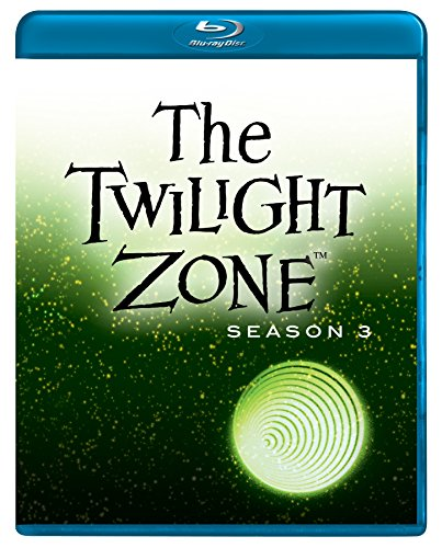The Twilight Zone: Season Three [Blu-ray] (Twilight Blue Ray Box Set compare prices)