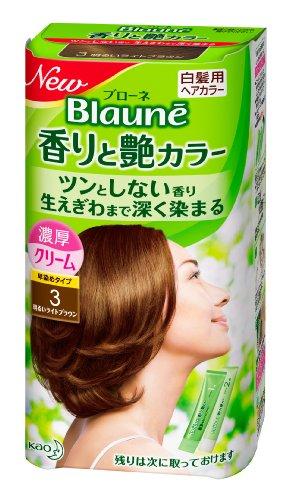 ブローネ 香りと艶カラー クリーム 3