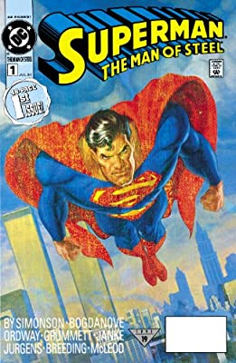 Superman: The Man of Steel (1991-) #1 (Superman: The Man of Steel (1991-2003))