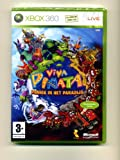 Viva Pinata Trouble in Paradise XBox 360 Dutch covers English game