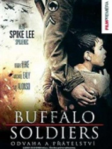 Buffalo Soldiers: Odvaha a pratelstvi (Miracle of Santa Anna) (Versione ceca)
