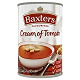 Baxters 99% Favourites Cream Of Tomato Soup 400 g (Pack of 12)