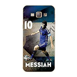 ezyPRNT Back Skin Sticker for Samsung Galaxy A8 Lionel Messi 'Messiah' Football Player 9
