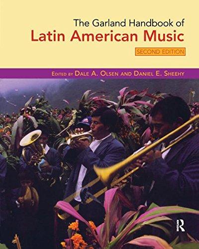 Handbook of Latin American Music, Second Edition