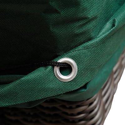 Schutzhülle Abdeckung Abdeckhaube für Gartenmöbel 245x165x55cm von hergestellt für homcom bei Gartenmöbel von Du und Dein Garten