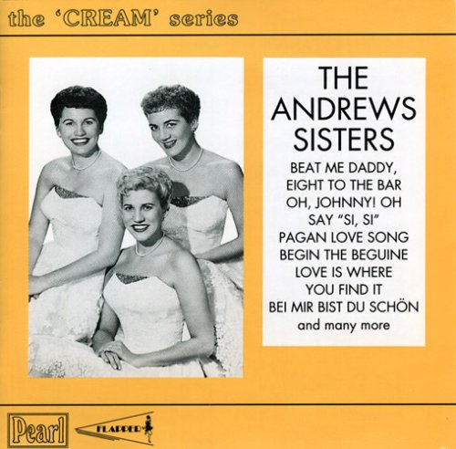 OH JOHNNY OH JOHNNY OH THE ANDREWS SISTERS