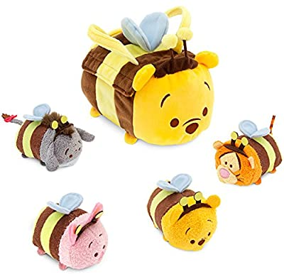 Winnie the Pooh Winnie the Pooh Tsum Tsum Plush Set 8 for Sale