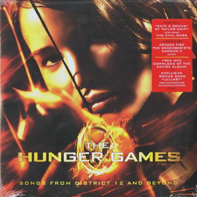 Taylor Swift - The Hunger Games [Single] - Zortam Music