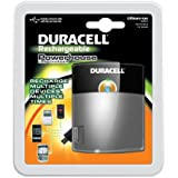 Duracell Powerhouse USB Charger with Lithium ion battery / includes universal cable with USB and mini USB,
