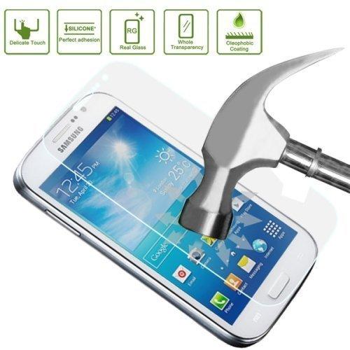 EVERMARKET Premium Tempered Glass 9H-Hardness Screen Protector Flim for Samsung Galaxy Grand Prime SM-G530H SM-G530F SM-G530AZ - 1 Pack
