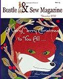 Helen Dickson Bustle & Sew Magazine December 2012: 23