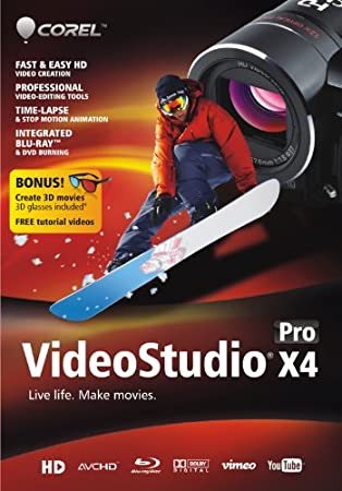 VideoStudio Pro X4 [Download]