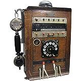 Werkahus Telefon Station di Legno. Handys Conservare e il carico.