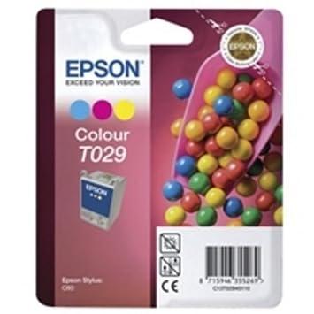 Epson C13T02940110 - EPSON T029 COLOUR INK C60
