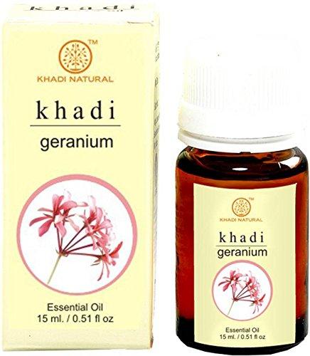 Khadi Natural Khadi Geranium Essential Oil