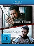 Robin Hood / Gladiator (Director's Cut / Extended Edition, 1+1 Discs) [Blu-ray]