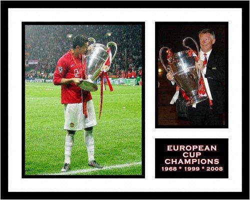Cristiano Ronaldo Manchester United Photograph