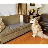 Signstek 30*16 Inch Battery Operated Indoor Pet Training Deterrent Socking Mat
