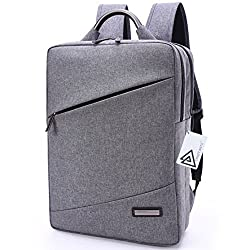 Crazy ants 15.6 inches laptop computer business bag backpack briefcase for man,Gray2#516