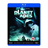 Planet Of The Apes [Blu-ray]by Mark Wahlberg
