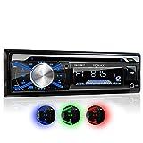 XOMAX XM-CDB617 Autoradio mit CD-Player + Bluetooth...