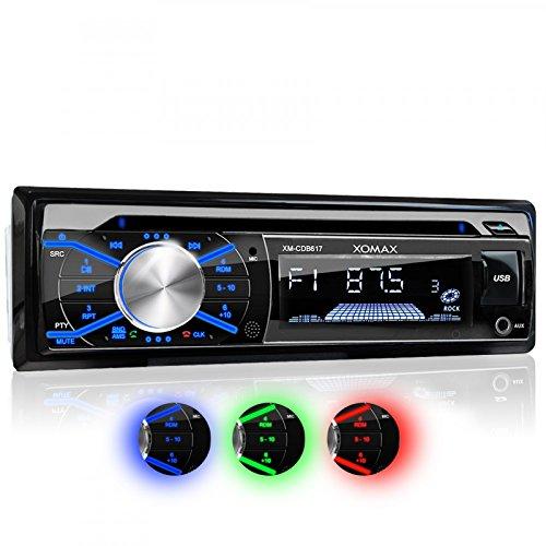 xomax-xm-cdb617-autoradio-mit-cd-player-bluetooth-freisprecheinrichtung-musikwiedergabe-3-farben-ein