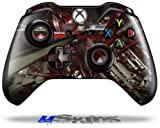 Domain Wall - Decal Style Skin fits Microsoft XBOX One Wireless Controller - CONTROLLER NOT INCLUDED