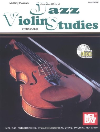 Mel Bay Jazz Violin Studies