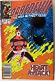img - for Daredevil, Vol. 1, No. 254 (May, 1988) book / textbook / text book