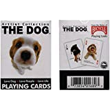 MMS Mini Dog Playing Cards by US Playing Card Corporation Trick