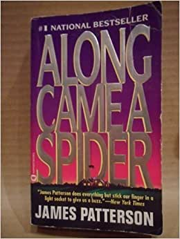along came a spider book pdf