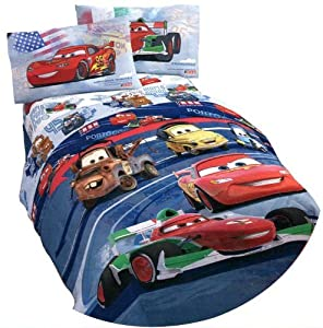 Disney Cars 2 Microfiber Full Comforter at Sears.com