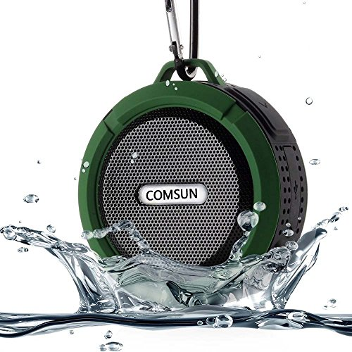 Comsun BS-004 Outdoor Waterproof Wireless Speaker