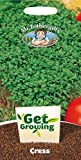Mr. Fothergill's 21354 4000 Count Get Growing Fine Curled Cress Seed