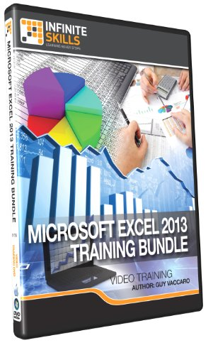 Discounted Microsoft Excel 2013 Training Bundle (PC/Mac)