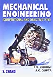 Mechanical Engineering: Objective Types (8121906288) by Khurmi, R. S.