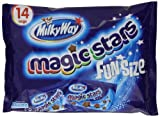 Milky Way Magic Stars Funsize 180 g (Pack of 10)