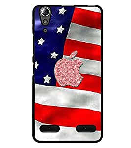 LENOVO A6000 BACK COVER CASE BY instyler